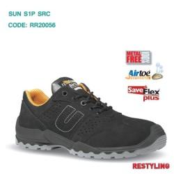 Zapato de seguridad comodo