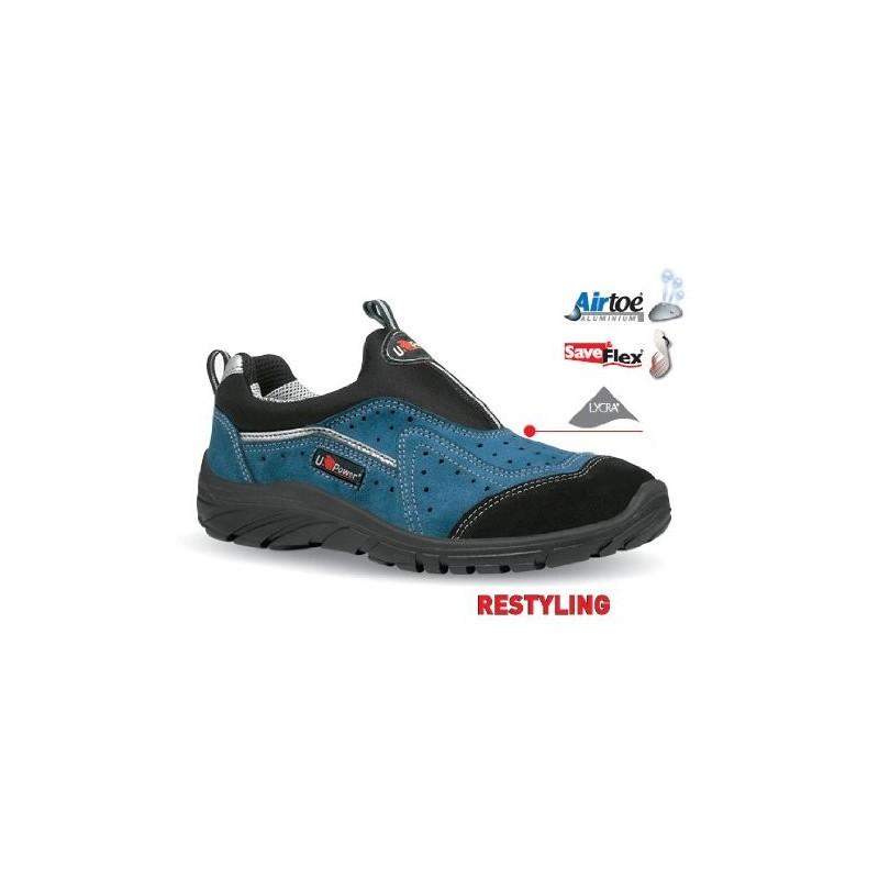 Zapatos de seguridad comodos sin cordones