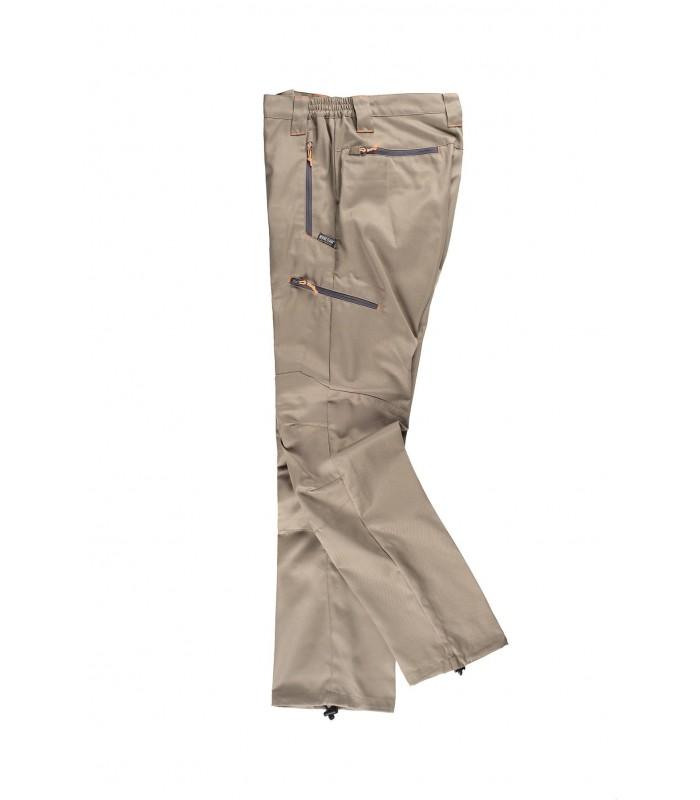 Pantalón cazador elástico
